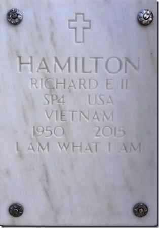 HAMILTON, RICHARD E., II - Yavapai County, Arizona | RICHARD E., II HAMILTON - Arizona Gravestone Photos
