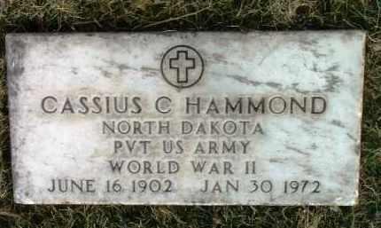 HAMMOND, CASSIUS C. - Yavapai County, Arizona | CASSIUS C. HAMMOND - Arizona Gravestone Photos
