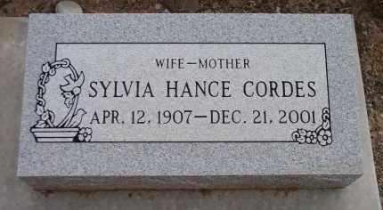 HENDERSON, SYLVIA LILLIAN - Yavapai County, Arizona   SYLVIA LILLIAN HENDERSON - Arizona Gravestone Photos