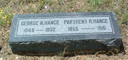 RUTLEDGE HANCE, P. H. - Yavapai County, Arizona | P. H. RUTLEDGE HANCE - Arizona Gravestone Photos