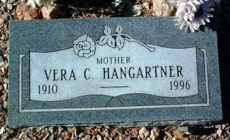 HANGARTNER, VERA CHARLOTTE - Yavapai County, Arizona | VERA CHARLOTTE HANGARTNER - Arizona Gravestone Photos