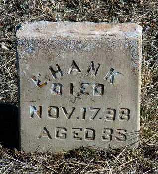 HANK, EDWARD - Yavapai County, Arizona   EDWARD HANK - Arizona Gravestone Photos