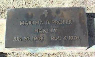 BENEDICT PROPER, MARTHA - Yavapai County, Arizona | MARTHA BENEDICT PROPER - Arizona Gravestone Photos