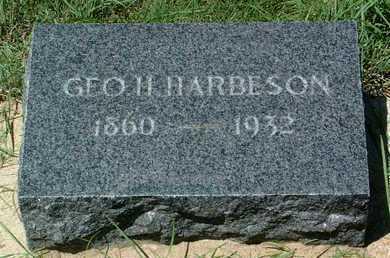 HARBESON, GEORGE HERBERT - Yavapai County, Arizona | GEORGE HERBERT HARBESON - Arizona Gravestone Photos