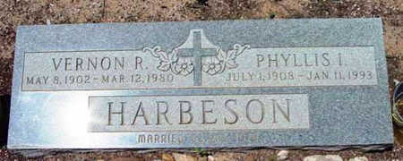 HARBESON, PHYLLIS IRENE - Yavapai County, Arizona | PHYLLIS IRENE HARBESON - Arizona Gravestone Photos