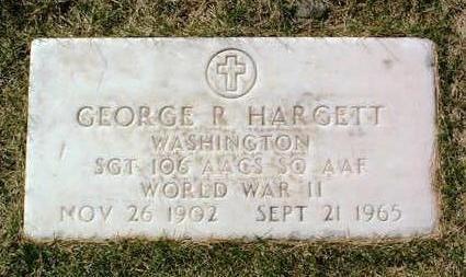 HARGETT, GEORGE  R. - Yavapai County, Arizona | GEORGE  R. HARGETT - Arizona Gravestone Photos
