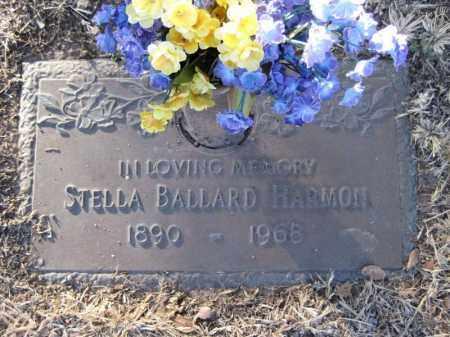 HARMON, STELLA ANN - Yavapai County, Arizona | STELLA ANN HARMON - Arizona Gravestone Photos