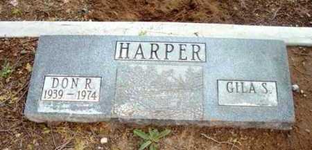 HARPER, GILA S. - Yavapai County, Arizona   GILA S. HARPER - Arizona Gravestone Photos