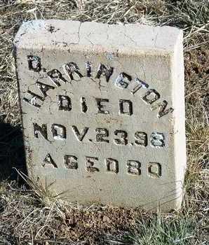 HARRINGTON, DENNIS - Yavapai County, Arizona | DENNIS HARRINGTON - Arizona Gravestone Photos