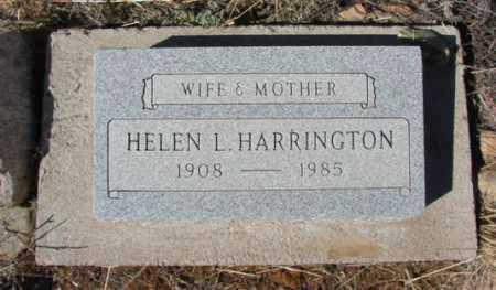 HARRINGTON, HELEN LOUISE - Yavapai County, Arizona | HELEN LOUISE HARRINGTON - Arizona Gravestone Photos
