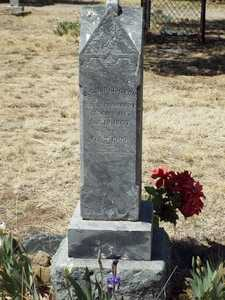 HARRINGTON, J. C. (JERRY) - Yavapai County, Arizona   J. C. (JERRY) HARRINGTON - Arizona Gravestone Photos