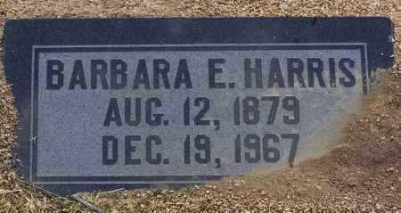 HARRIS, BARBARA ELLEN - Yavapai County, Arizona | BARBARA ELLEN HARRIS - Arizona Gravestone Photos