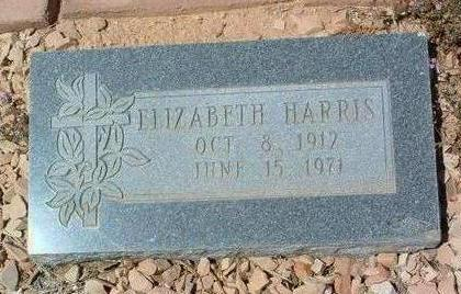 HARRIS, ELIZABETH ROSE - Yavapai County, Arizona | ELIZABETH ROSE HARRIS - Arizona Gravestone Photos