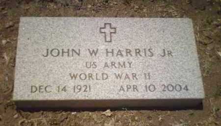 HARRIS, JOHN W. - Yavapai County, Arizona | JOHN W. HARRIS - Arizona Gravestone Photos
