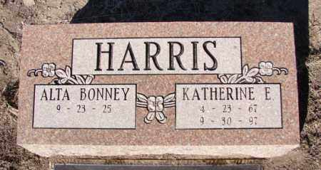 HARRIS, KATHERINE ELIZABETH - Yavapai County, Arizona | KATHERINE ELIZABETH HARRIS - Arizona Gravestone Photos