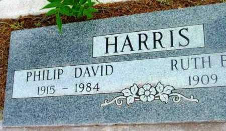 HARRIS, PHILIP DAVID - Yavapai County, Arizona | PHILIP DAVID HARRIS - Arizona Gravestone Photos