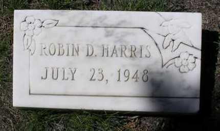 HARRIS, ROBIN D. / ROBERT - Yavapai County, Arizona | ROBIN D. / ROBERT HARRIS - Arizona Gravestone Photos