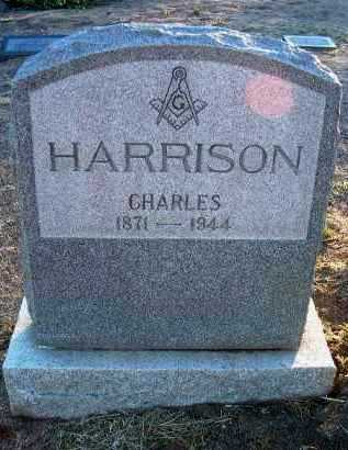 HARRISON, CHARLES - Yavapai County, Arizona | CHARLES HARRISON - Arizona Gravestone Photos