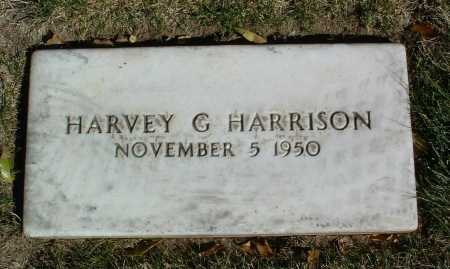 HARRISON, HARVEY G. - Yavapai County, Arizona | HARVEY G. HARRISON - Arizona Gravestone Photos