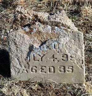 HARRISON, W. B. - Yavapai County, Arizona | W. B. HARRISON - Arizona Gravestone Photos