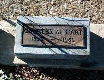HART, CHESTER M. - Yavapai County, Arizona   CHESTER M. HART - Arizona Gravestone Photos