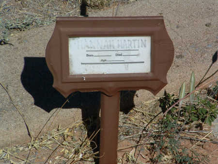 HARTIN, HANNAH - Yavapai County, Arizona | HANNAH HARTIN - Arizona Gravestone Photos