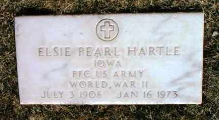 HARTLEY, ELSIE PEARL - Yavapai County, Arizona | ELSIE PEARL HARTLEY - Arizona Gravestone Photos