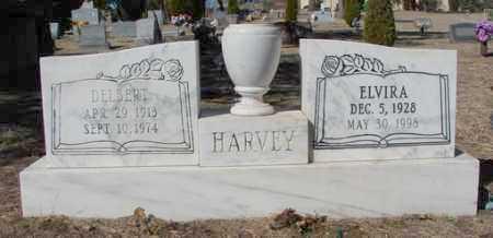 HARVEY, ELVIRA BARREDA - Yavapai County, Arizona   ELVIRA BARREDA HARVEY - Arizona Gravestone Photos