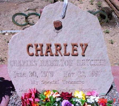 HATCHER, CHARLES HAMILTON - Yavapai County, Arizona | CHARLES HAMILTON HATCHER - Arizona Gravestone Photos
