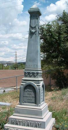 HATHAWAY, GUILFORD - Yavapai County, Arizona | GUILFORD HATHAWAY - Arizona Gravestone Photos