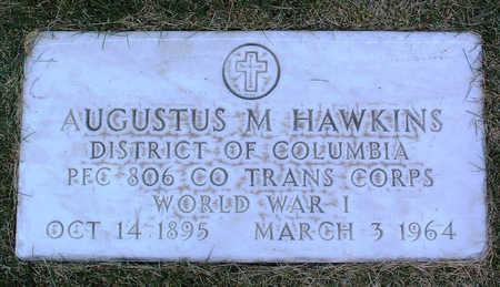 HAWKINS, AUGUSTUS  M. - Yavapai County, Arizona | AUGUSTUS  M. HAWKINS - Arizona Gravestone Photos