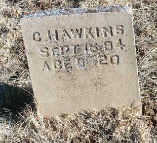 HAWKINS, CHARLES - Yavapai County, Arizona | CHARLES HAWKINS - Arizona Gravestone Photos
