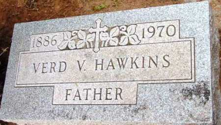 HAWKINS, VERDE VERNELL - Yavapai County, Arizona | VERDE VERNELL HAWKINS - Arizona Gravestone Photos