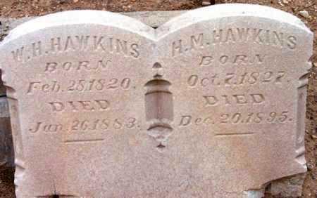 HAWKINS, HARRIET MELISSA - Yavapai County, Arizona | HARRIET MELISSA HAWKINS - Arizona Gravestone Photos