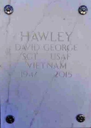 HAWLEY, DAVID GEORGE - Yavapai County, Arizona | DAVID GEORGE HAWLEY - Arizona Gravestone Photos