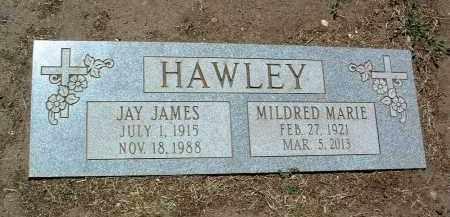 HAWLEY, JAY JAMES - Yavapai County, Arizona | JAY JAMES HAWLEY - Arizona Gravestone Photos