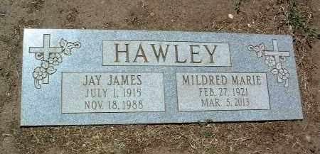 HAWLEY, MILDRED MARIE - Yavapai County, Arizona | MILDRED MARIE HAWLEY - Arizona Gravestone Photos