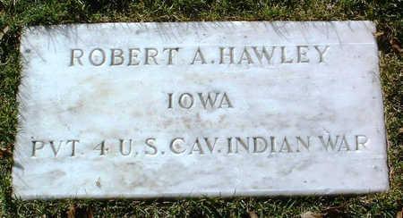HAWLEY, ROBERT ALBERT - Yavapai County, Arizona | ROBERT ALBERT HAWLEY - Arizona Gravestone Photos