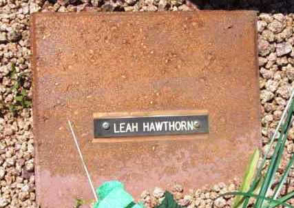 PRICE HAWTHORN, LEAH L. - Yavapai County, Arizona   LEAH L. PRICE HAWTHORN - Arizona Gravestone Photos