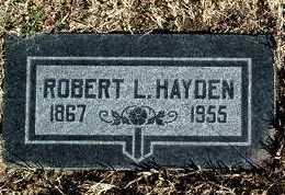 HAYDEN, ROBERT LEE - Yavapai County, Arizona | ROBERT LEE HAYDEN - Arizona Gravestone Photos