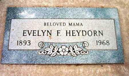 BILLINGS HEYDORN, EVELYN - Yavapai County, Arizona | EVELYN BILLINGS HEYDORN - Arizona Gravestone Photos