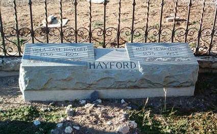 SAXE HAYFORD, VIOLA - Yavapai County, Arizona | VIOLA SAXE HAYFORD - Arizona Gravestone Photos