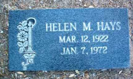 HAYS, HELEN MARIE - Yavapai County, Arizona | HELEN MARIE HAYS - Arizona Gravestone Photos