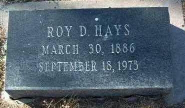 HAYS, ROY DELASS - Yavapai County, Arizona | ROY DELASS HAYS - Arizona Gravestone Photos