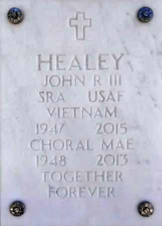 HEALEY, CHORAL MAE - Yavapai County, Arizona | CHORAL MAE HEALEY - Arizona Gravestone Photos