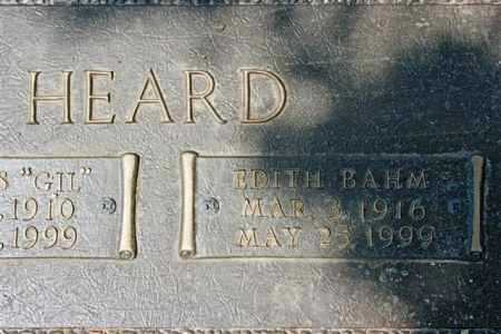 HEARD, EDITH H. - Yavapai County, Arizona | EDITH H. HEARD - Arizona Gravestone Photos