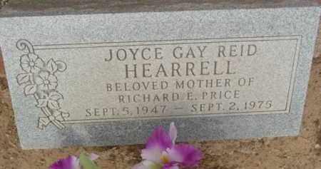 REID HEARRELL, JOYCE GAY - Yavapai County, Arizona | JOYCE GAY REID HEARRELL - Arizona Gravestone Photos