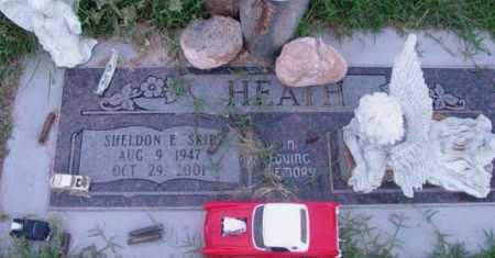 HEATH, SHELDON E. (SKIP) - Yavapai County, Arizona   SHELDON E. (SKIP) HEATH - Arizona Gravestone Photos