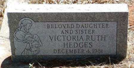 HEDGES, VICTORIA RUTH - Yavapai County, Arizona | VICTORIA RUTH HEDGES - Arizona Gravestone Photos