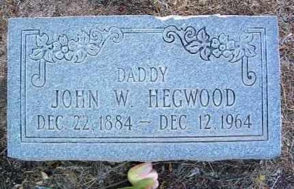 HEDGWOOD, JOHN WILLIAM - Yavapai County, Arizona | JOHN WILLIAM HEDGWOOD - Arizona Gravestone Photos